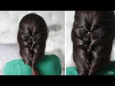 Amazing Hairstyle in Less than 5 Minutes - AllDayChic