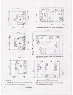 Las medidas de una casa xavier fonseca arq ergonom a for Libro de antropometria
