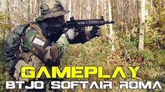 BTJO SOFTAIR ROMA - YouTube