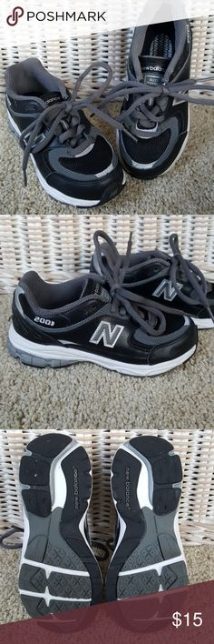 New Balance Elite Edition Sneaker Size 13 Never worn New Balance Elite sneaker in size 13 young boy. Black & gray. From a smoke-free home. Price is firm. New Balance Shoes Sneakers