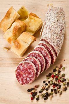 Italian Food ~ Salami #food #iItalian #italianfood #ricette #recipes