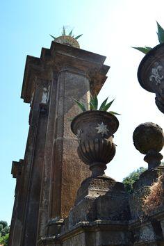 Old Royal Residence, Frascati, Italy 2013