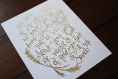 "Daniel 8x10 PRINT ""But even if He does not..."" by PetraDesign on Etsy"