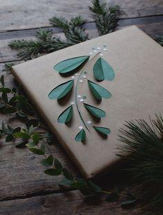 Gillar du precis som jag paketinslagning och att göra vackra paket? Då är nog detta något för dig. En paketinslagning där du använder (nästan) endast ett papper men får till ett riktigt vackert och...