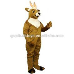 Cartoon Mascot Costumes, Cartoon Characters, Fictional Characters, Tigger, Deer, Funny, Ha Ha, Fantasy Characters, Reindeer