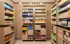 Display Design, Store Design, Pastry Shop Interior, Pharmacy Store, Shop Counter, Mobile Shop, Picture Design, Retail Design, Visual Merchandising