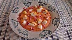 Salmorejo Cordobés para #Mycook http://www.mycook.es/receta/salmorejo-cordobes/