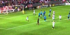 ▶ Golazo de Carlos Bacca Sevilla vs Porto 4-1 10-04-2014 New Movies, Movies Online, Youtube, Youtubers, Youtube Movies