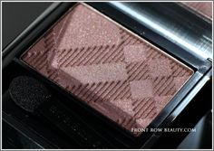 Burberry Sheer Eyeshadow in #24 Mulberry (Autumn/Winter 2012 collection, $29).