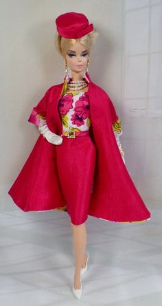 Milano for Silkstone Barbie and Victoire Roux OOAK Doll Fashion