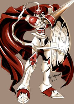 Dukemon by harihtaroon on DeviantArt
