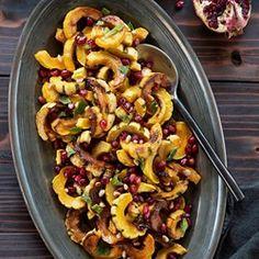 Honey-Glazed Roasted Delicata Squash - EatingWell.com