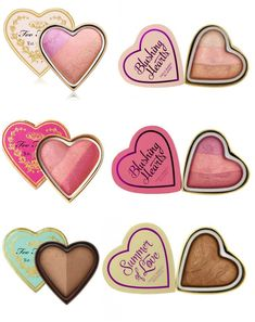Best Too Faced Dupes! (Eye palettes blushes bronzers)   Beauty4Free2U