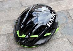 Kask Protone aero road helmet (Pic: George Scott/Factory Media)