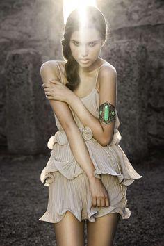 Epic Goddess Photography : Alex Lim Stonehenge Grecian
