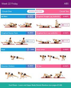 Week 22, #ClippedOnIssuu from Bikini Body Guide two