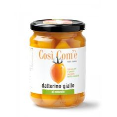 Pomodorino datterino giallo del sud Italia