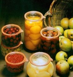 weck preserving jars - Google Search