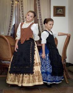 Fiesta de la Vendimia de Requena y comarca. Traje regional típico