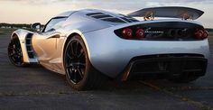 Hennessey Venom GT: 265,7 mph OMG!