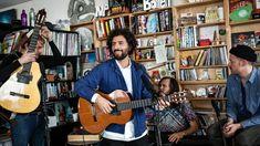 UVIOO.com - José González: NPR Music Tiny Desk Concert