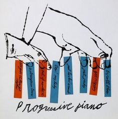 andy warhol - progressive piano