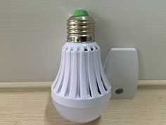 Rechargeable LED Emergency Bulb, Natural White, Energy Saving, 5W, 85-265V, World Wide 2-Years-Warranty, Long Life Time,Great For SAD Sufferers, Snooker, Pool, Hobbies, Crafts, Photography CT-ENERGY http://www.amazon.co.uk/dp/B01A4G6IYQ/ref=cm_sw_r_pi_dp_Uh4Iwb0N6C9XV