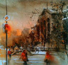 artwork by artist alexandra giannell Roman, Artwork, Artist, Pictures, Painting, Abstract, Art Work, Photos, Work Of Art