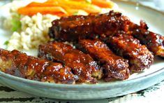<p>Nothing says summer like sticky, smoky, barbecue-sauce-slathered eats.</p>