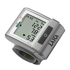 Para comprobar tu presión arterial estés donde estés, el tensiómetro Laica BM1001 es ideal para ti, porque te lo puedes poner como una meñequera y de forma totalmente automática te dará toda la información que necesitas. Es muy sencillo de usar,por  31,92€