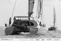 Sailing Catamaran, Sail Away, Cruise Ships, Tall Ships, Yachts, Boats, Nautical, Navy Marine