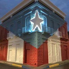Que Bella la bandera de Utuado, Puerto Rico! ❤️ Isla Island, Puerto Rico Island, Island Life, Beautiful Islands, Beautiful Places, Puerto Rico Pictures, El Yunque Rainforest, Puerto Rican Flag, Puerto Rico History