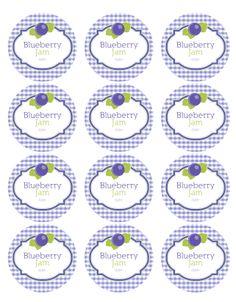 Canning Jar Labels by Ink Tree Press | Worldlabel Blog
