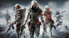 Video Game - Tom Clancy's Ghost Recon Phantoms  Wallpaper