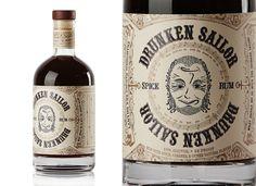 Drunken Sailor Rum - Rowan Miller