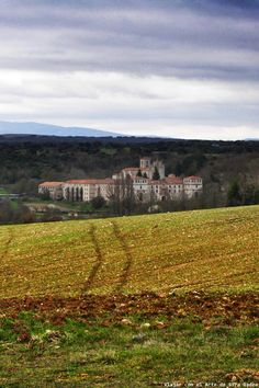 Viajar con el Arte: El monasterio de San Pedro de Cardeña en Castrillo del Val, Burgos