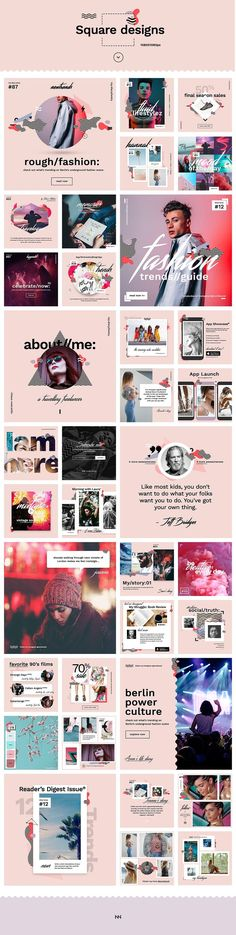 SALE SKIN Trendy Social Media Design #instagram #template