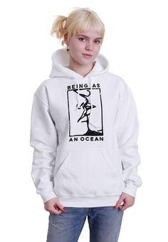 Commandez Being As An Ocean - Kiss White - Hoodie pour 35,99€ (19/05/2017) sur la boutique en ligne de Française Impericon de super qualité.