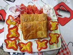 Η κιμαδόπιτα της Έυας!(3 κομμάτια κανονικού μεγέθους 2 μονάδες) Yummy Mummy, Weight Watchers Meals, Greek Recipes, Waffles, Sugar, Cookies, Breakfast, Ethnic Recipes, Desserts