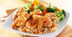 Sautéed shrimp and broccoli … a meal of less than 300 calories! Stir Fry Recipes, Fish Recipes, Camarones Teriyaki, Healthy Soup, Healthy Recipes, Shrimp Stir Fry, Shrimp And Broccoli, Sauteed Shrimp, Brown Rice Recipes