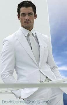 Great White suit for him for the wedding v - lingerie on women, affordable lingerie, lingerie for ladies *ad