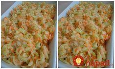 Zbierka 9 výborných šalátov namiesto ťažkých príloh: Zasýtia, krásne vyzerajú a pomôžu aj pri chudnutí - ideálne aj na sviatočný stôl! Cottage Cheese, Feta, Macaroni And Cheese, Shrimp, Cabbage, Vegetables, Ethnic Recipes, Mac Cheese, Vegetable Recipes