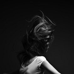 move... from serie Hair, by Marc Laroche