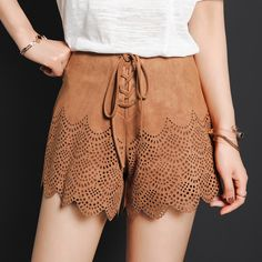 Product Name: MF1016 Crochet Faux Suede Shorts Click On Link To View This Product : http://gurusing.sg/product/mf1016-crochet-faux-suede-shorts/. We Have Publish More Products And Special Offer Are Going On Our Website GuruSing. Hurry Enjoy Up To 80% Discounts......