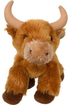 8` Plush Toro Bull   University Co-op Online