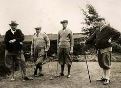 WELL DRESSED FORE-SOME - PLUS FOURS