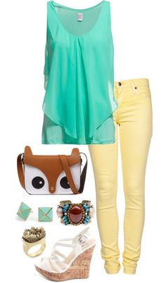 """""""Untitled #1061"""" by eclare887 on Polyvore"""