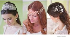Diademas abalorios.. #ClippedOnIssuu from Cornish Brides  - Autumn 2014