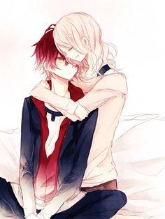 Ayato and Yui ❤️