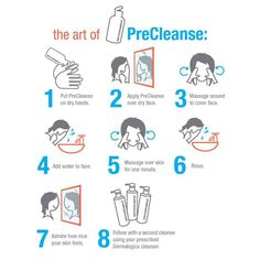 Discover the art of Dermalogica PreCleanse! Learn more here - http://www.facialcompany.com.au/Shop/file/Product/cat/64/pid/60/Dermalogica-Precleanse.htm